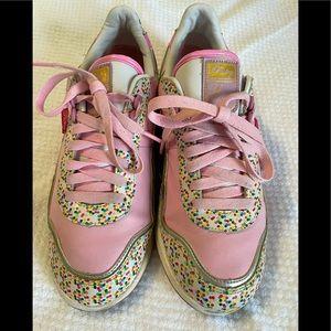"""Vintage Pastry Sneakers - """"Sprinkles"""""""